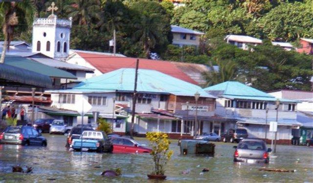 Samoa Earthquake(Samoan Islands)