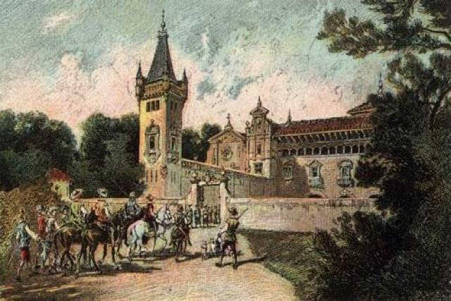 Las Aventuras en el Castillo del Duque