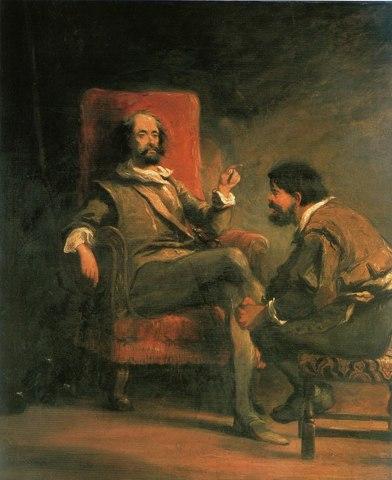 Consejos de Don Quijote a Sancho, cap.42