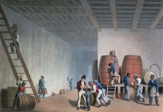 Navigation Act(Molasses Act) of 1733