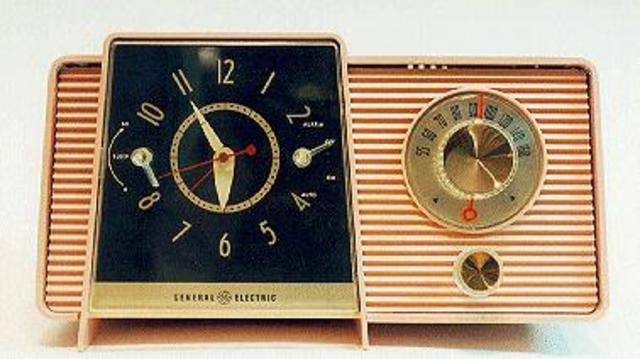 Radio+clock