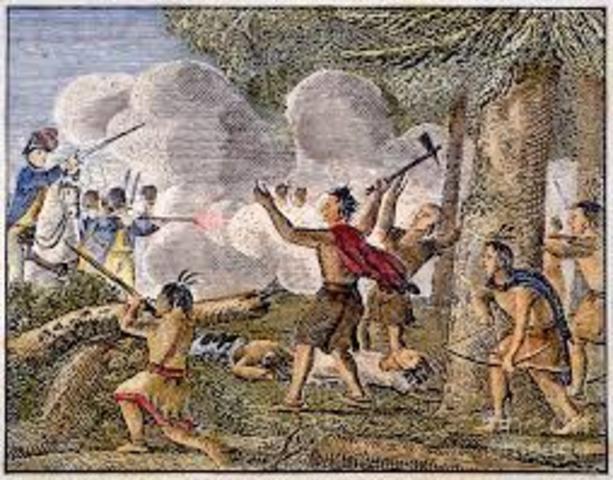 The Yamasee War