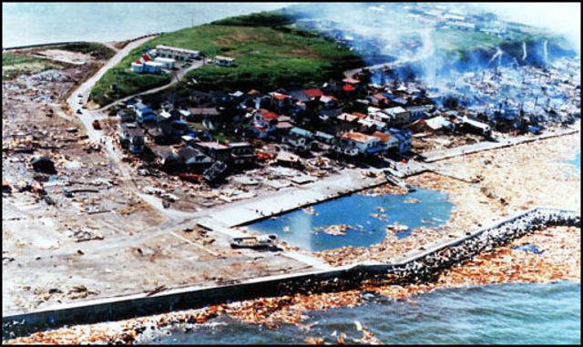 Sea of Japan Earthquake (Japan)