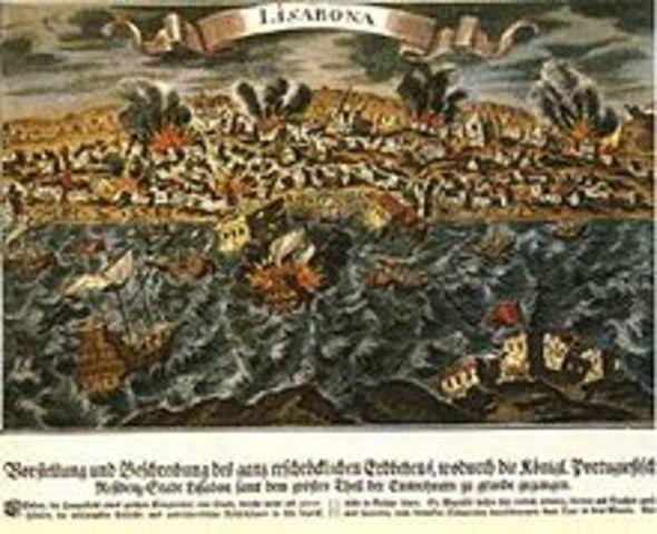 Lisbon Earthquake and Tsunami:
