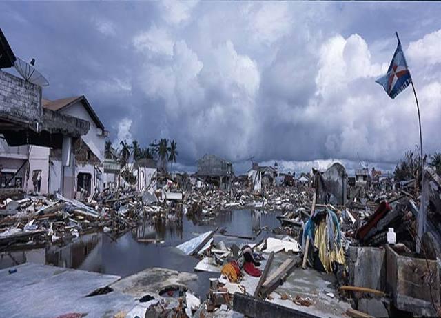 Meio Nankaido Earthquake and Tsunami