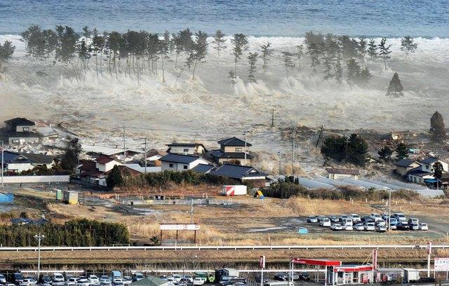 Honshu Tsunami