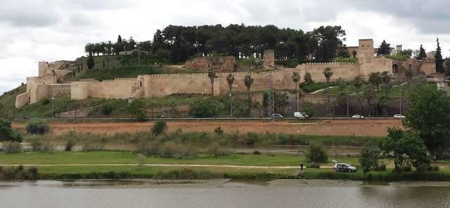 La Alcazaba de Badajoz tal y como la conocemos hoy