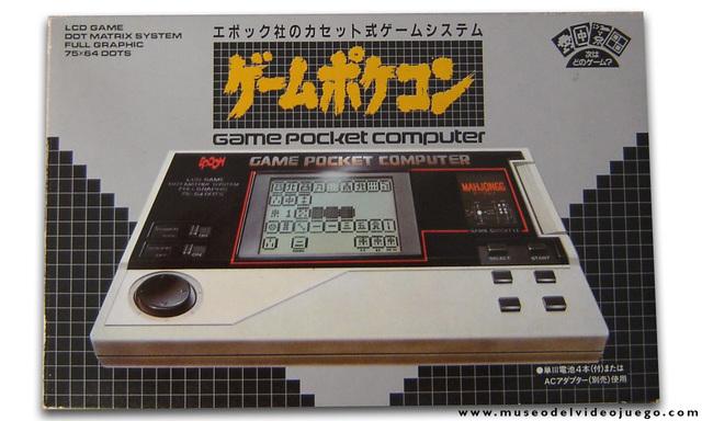 pocket computer