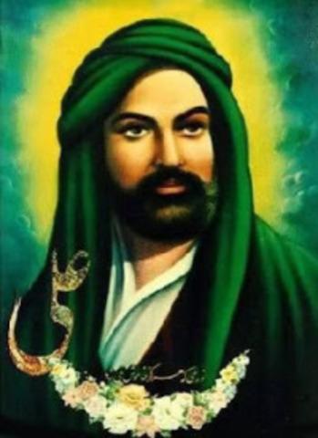 First Caliph; Abu Bakr (632- 634)