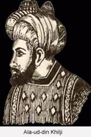 Delhi Sultanate established in India