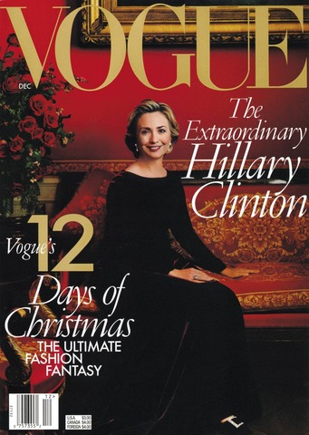 Annie Leibovitz begins Photogogrpahing at Vogue
