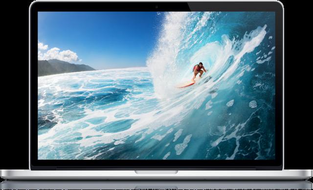 Macbook Pro Laptop A10
