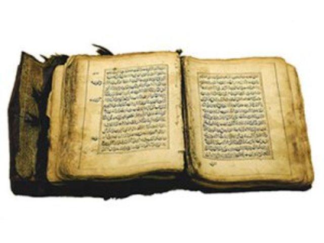 Quran compiled