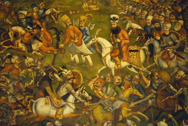 Civil war, emergence of Sunni/Shi'a split