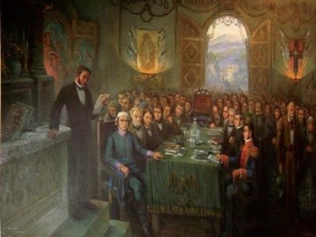 Congreso de Anahuac.