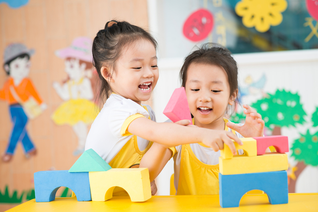 Early Years: Cooperative Play