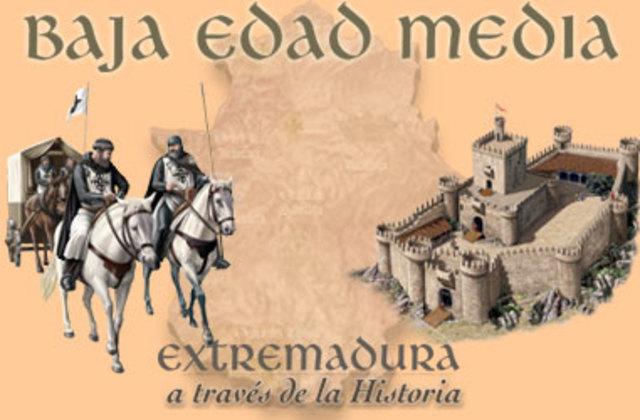 Extremadura en la Edad Media