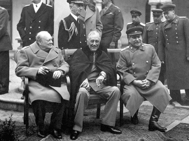 Prosentavtalen i Jalta