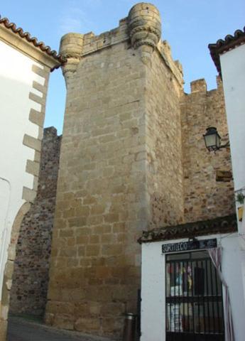 Torre de los Púlpitos (Cáceres)