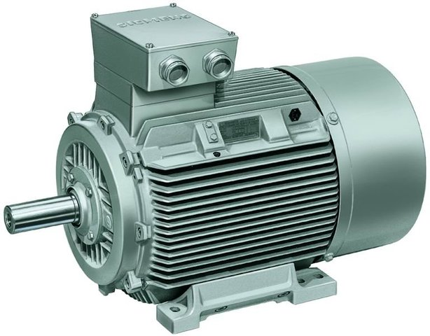 first electric motor