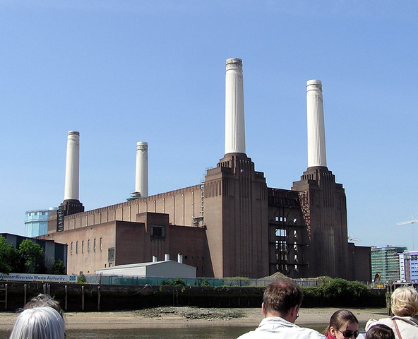 commercial power stations
