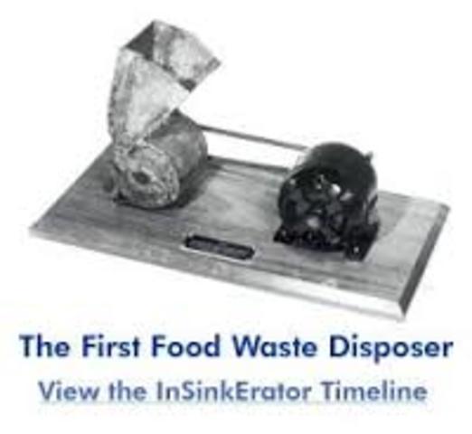 Garbage Disposer