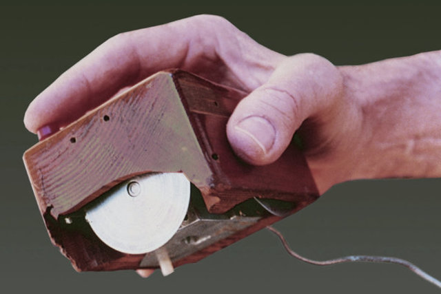A prototype of the modern computer