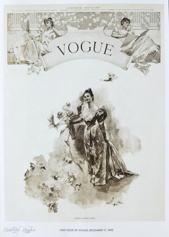 Vogue Magazine Founded