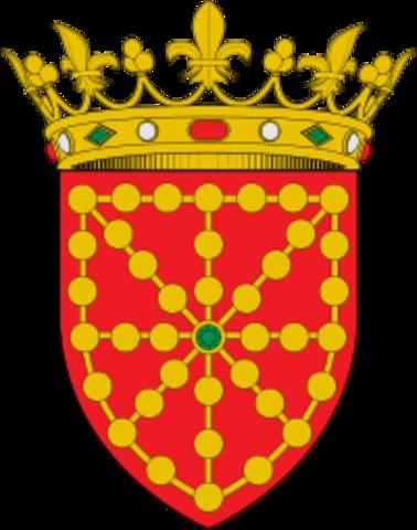 Fundación del Reino de Navarra
