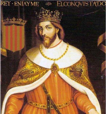 Conquista de Valencia y Baleares por Jaime I