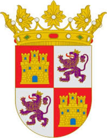 Formación de la Corona de Castilla.