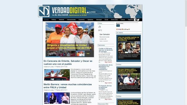 "Nace ""Verdad Digital"""