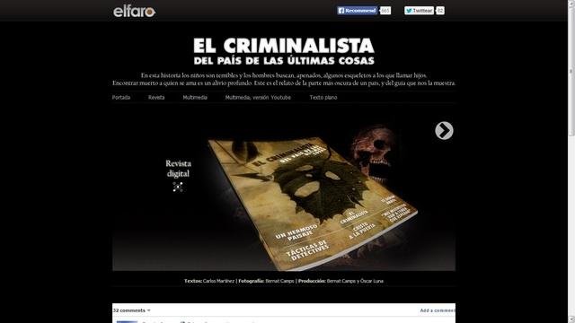 Premio Ortega y Gasset para El Faro