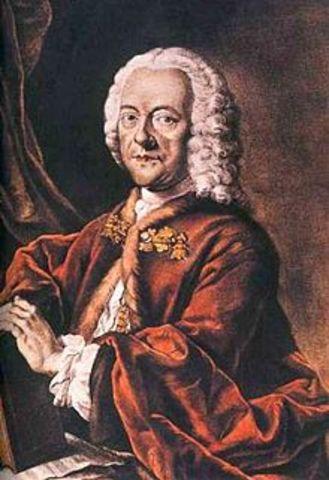 Georg Philliph Telemann