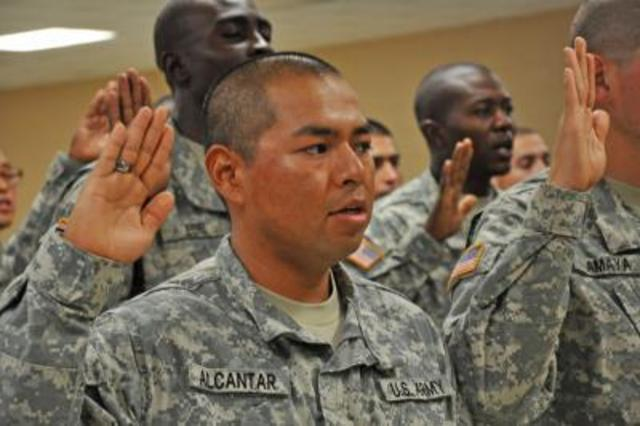 Armed Forces Naturalization Act