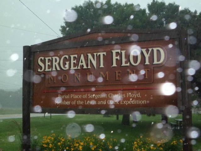 Seargent Charles Floyd become ill.