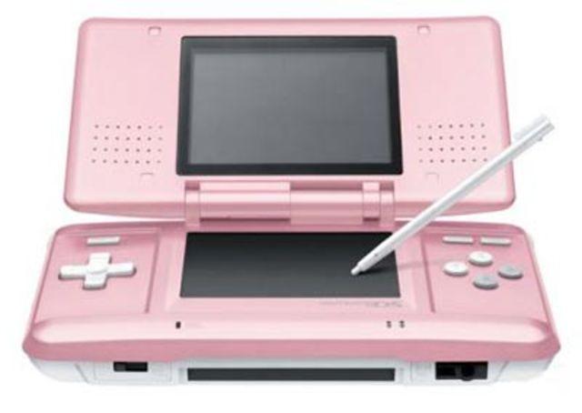 mi primera nintendo DS