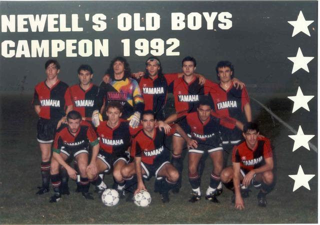 cultural:Primera División:Club Atlético Newell's Old Boys(clausura) yBoca Juniors, (apertura).