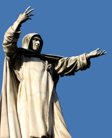 The Medici are Ousted from Florence by Girolamo Savonarola