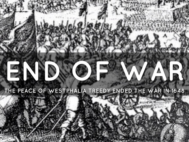 30 Years War ends