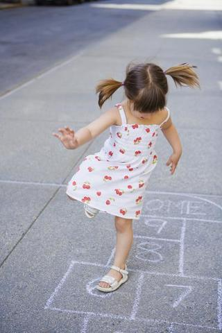 Early Years - Gross Motor Skills - Physical