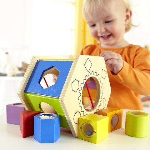 Toddlerhood - Fine Motor Skills - Physical