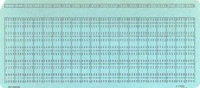 Tarjeta Perforadas