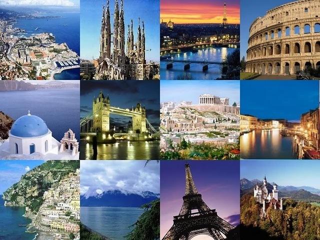I begin my 6 month trip through Europe