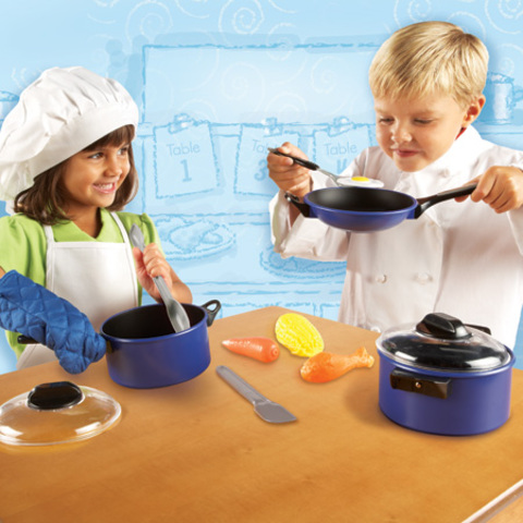 Toddlerhood - Pretend Play - Cognitive