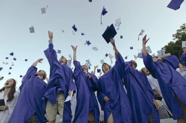 I graduate high school