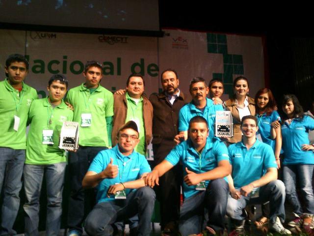 Torneo nacional de robotica
