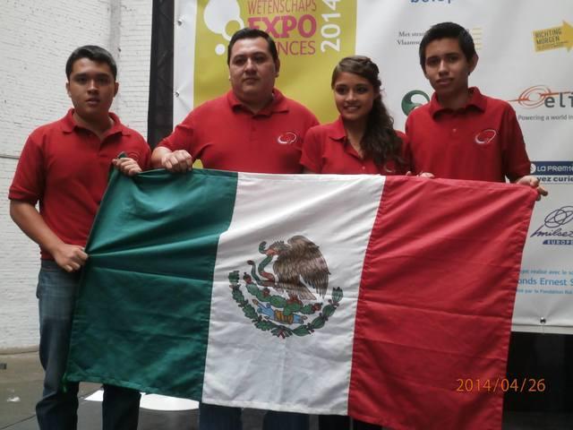 """Expociencias Internacional """"Tabla Periodica TECH-MAR"""""""