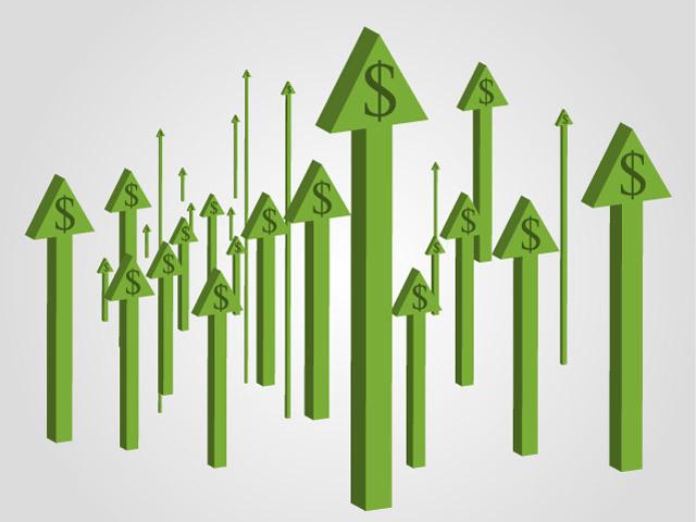 Aumento de las Tasas de Crecimiento económico