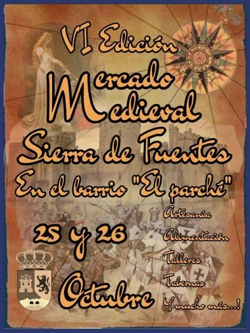 Mercado Medieval Sierra de Fuentes